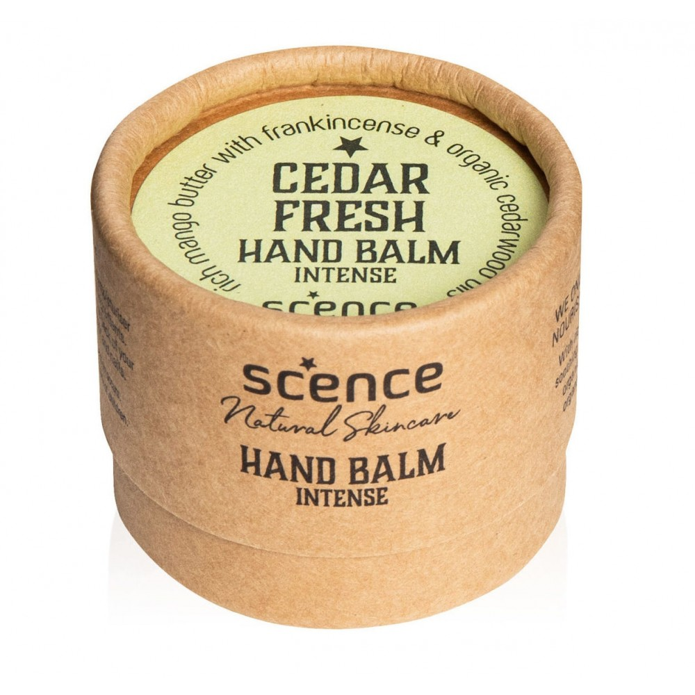 Scence økologisk and vegansk håndcreme cedar fresh-31