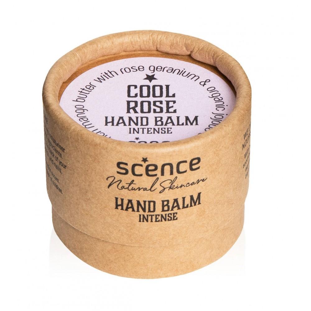 Scence økologisk and vegansk håndcreme cool rose-31