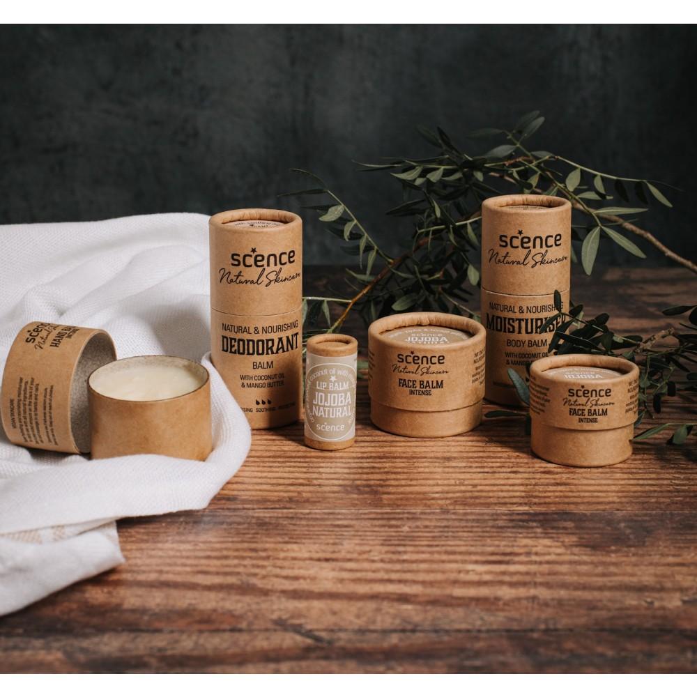 Scence økologisk and vegansk håndcreme natural-01