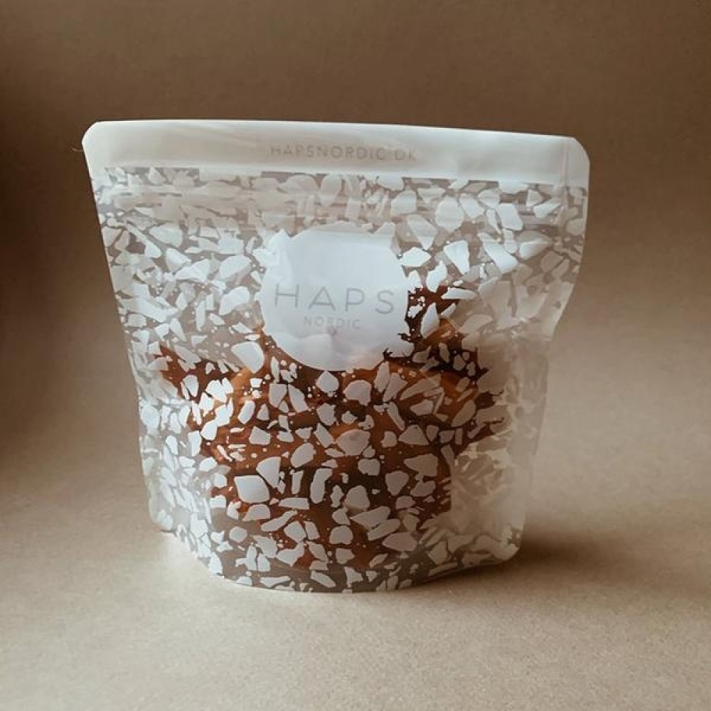Haps Nordic snack bag 3 pak 400 ml. terrazzo-01
