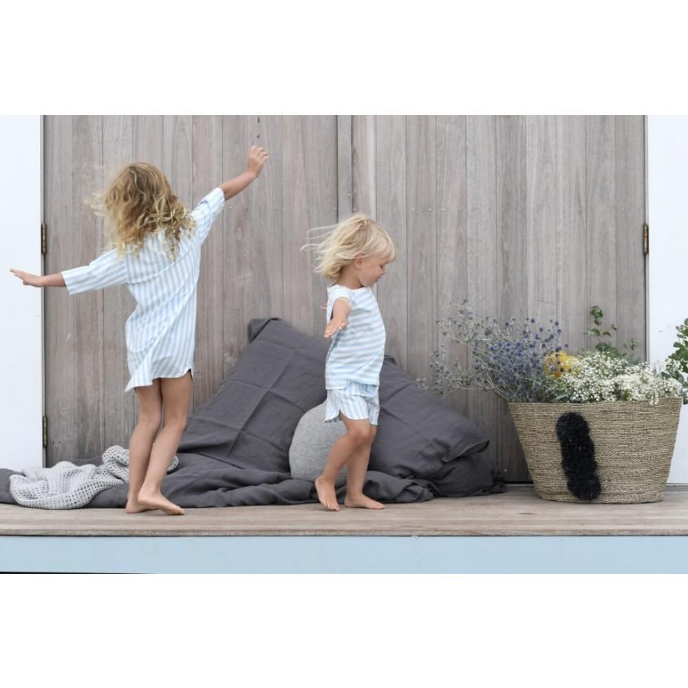 Snork Copenhagen SELMA pyjamas seastripes-01