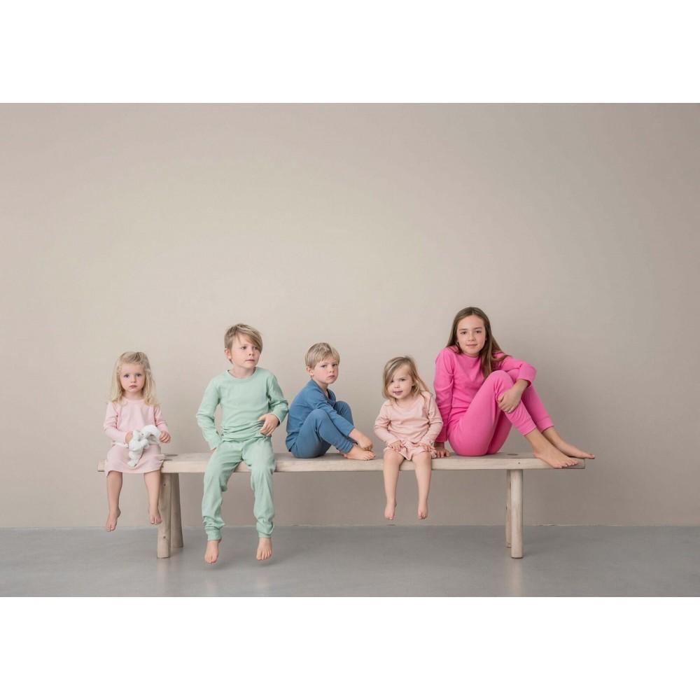 Snork Copenhagen pyjamas pastel green-03