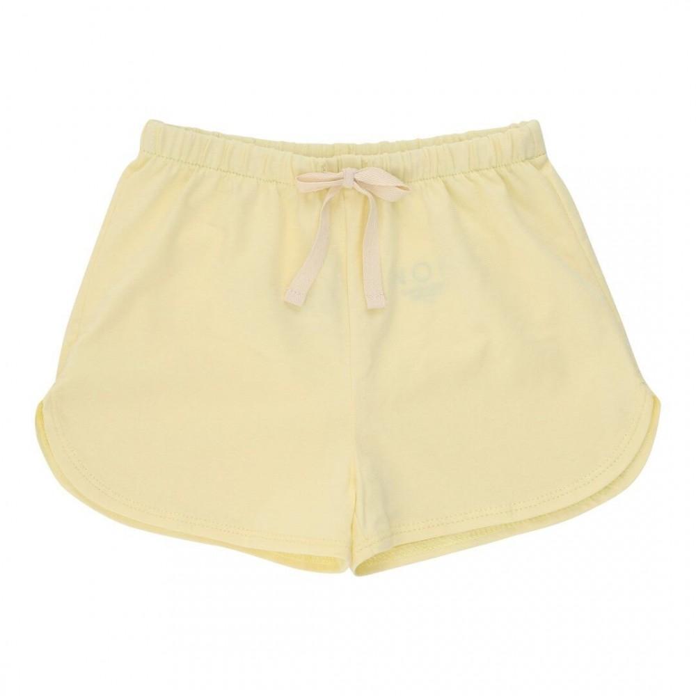 Snork Copenhagen SELMA pyjamas pastel yellow-01