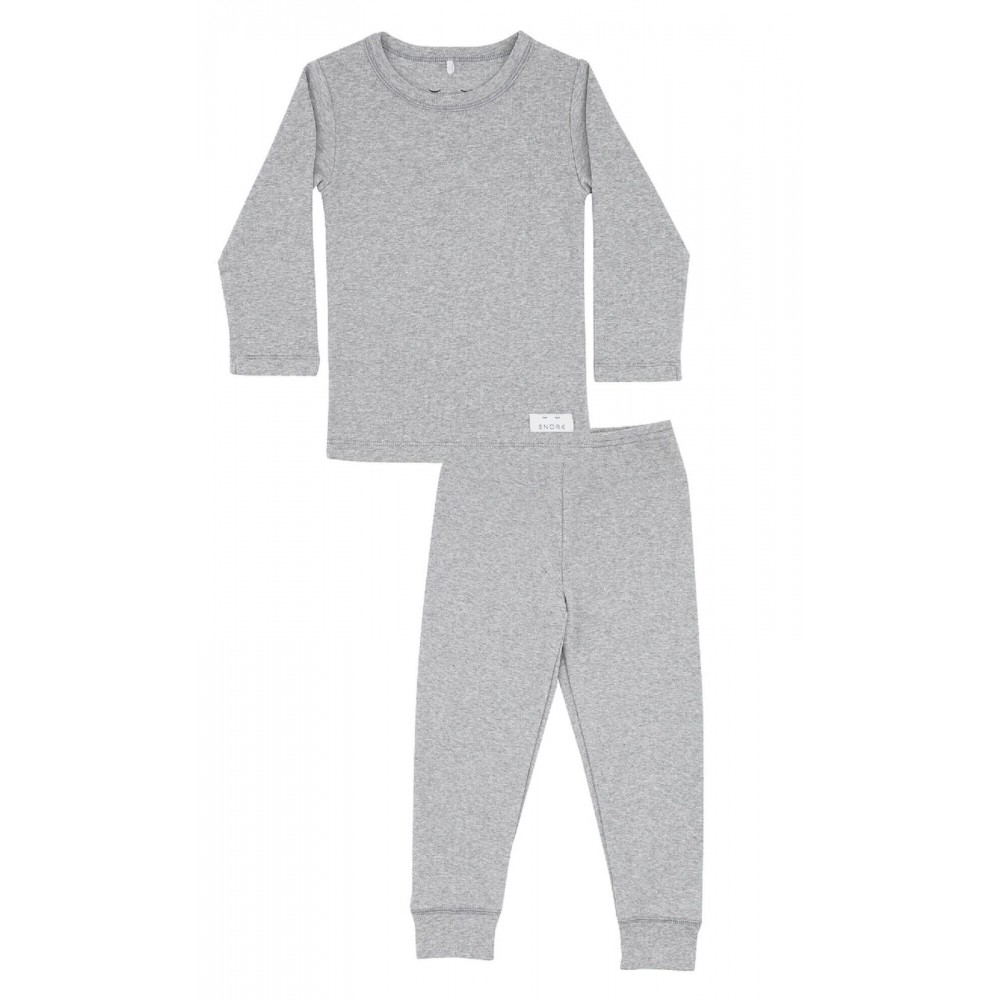 Snork Copenhagen pyjamas grey-33