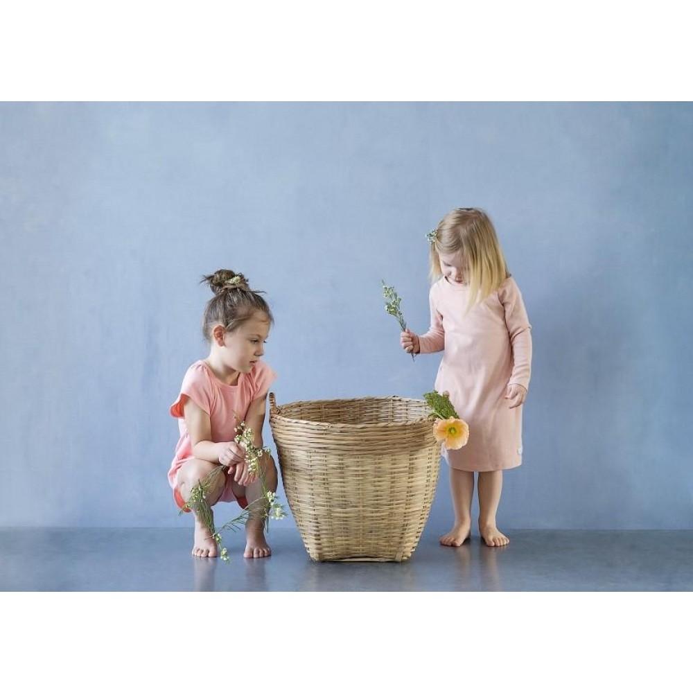 Snork Copenhagen SELMA pyjamas peach blush-01