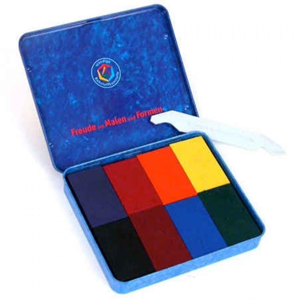 Stockmar bivoksfarver 8 bivoksblokke-31