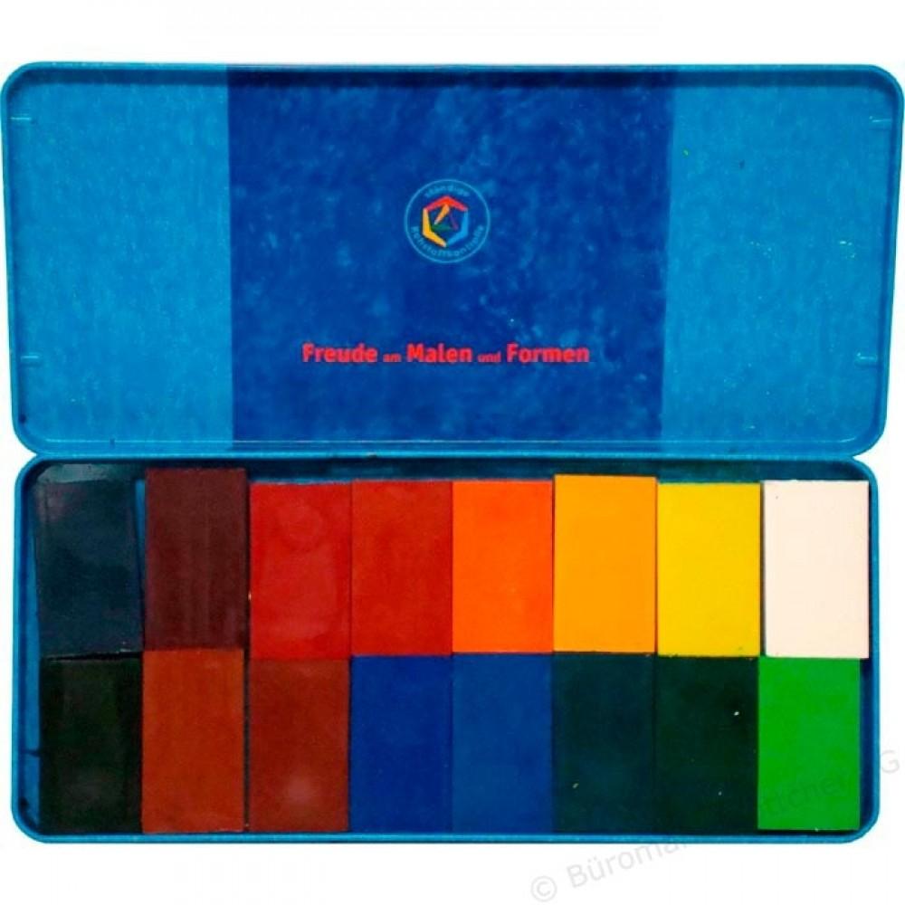 Stockmar bivoksfarver 16 bivoksblokke-01