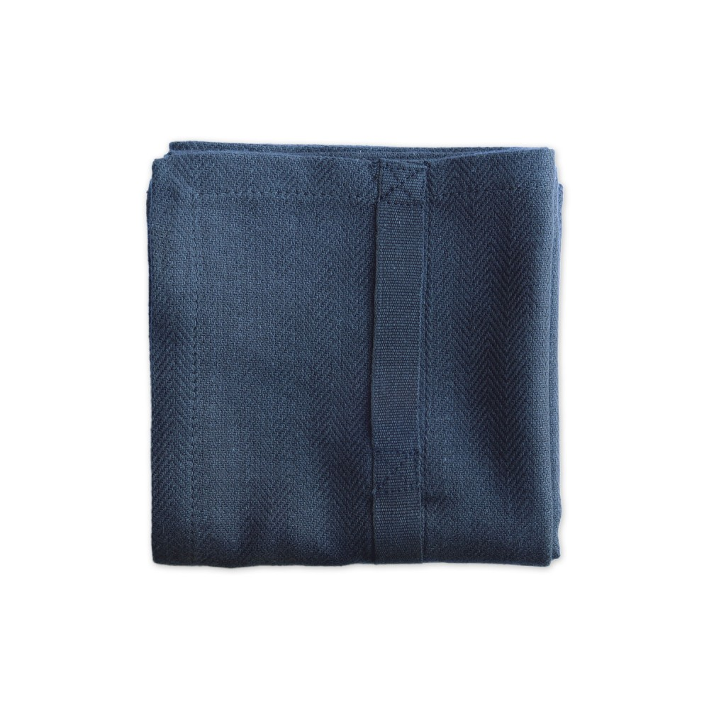 The Organic Company viskestykke dark blue-01