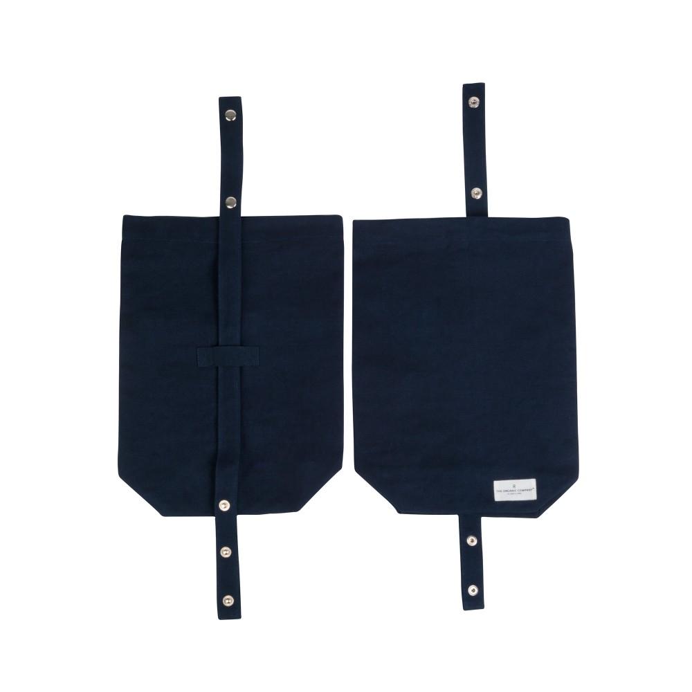 The Organic Company lunchbag|madpakkepose dark blue-01