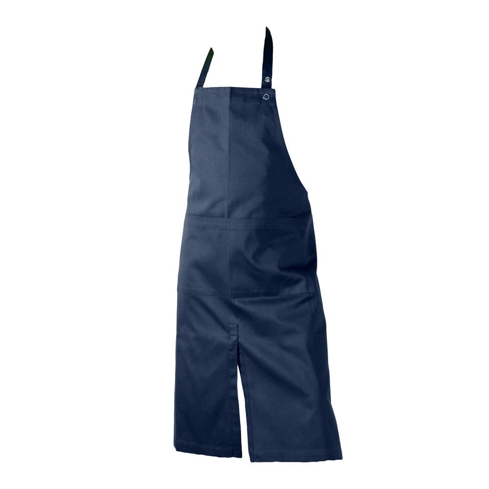 The Organic Company forklæde med lomme flere farver-01