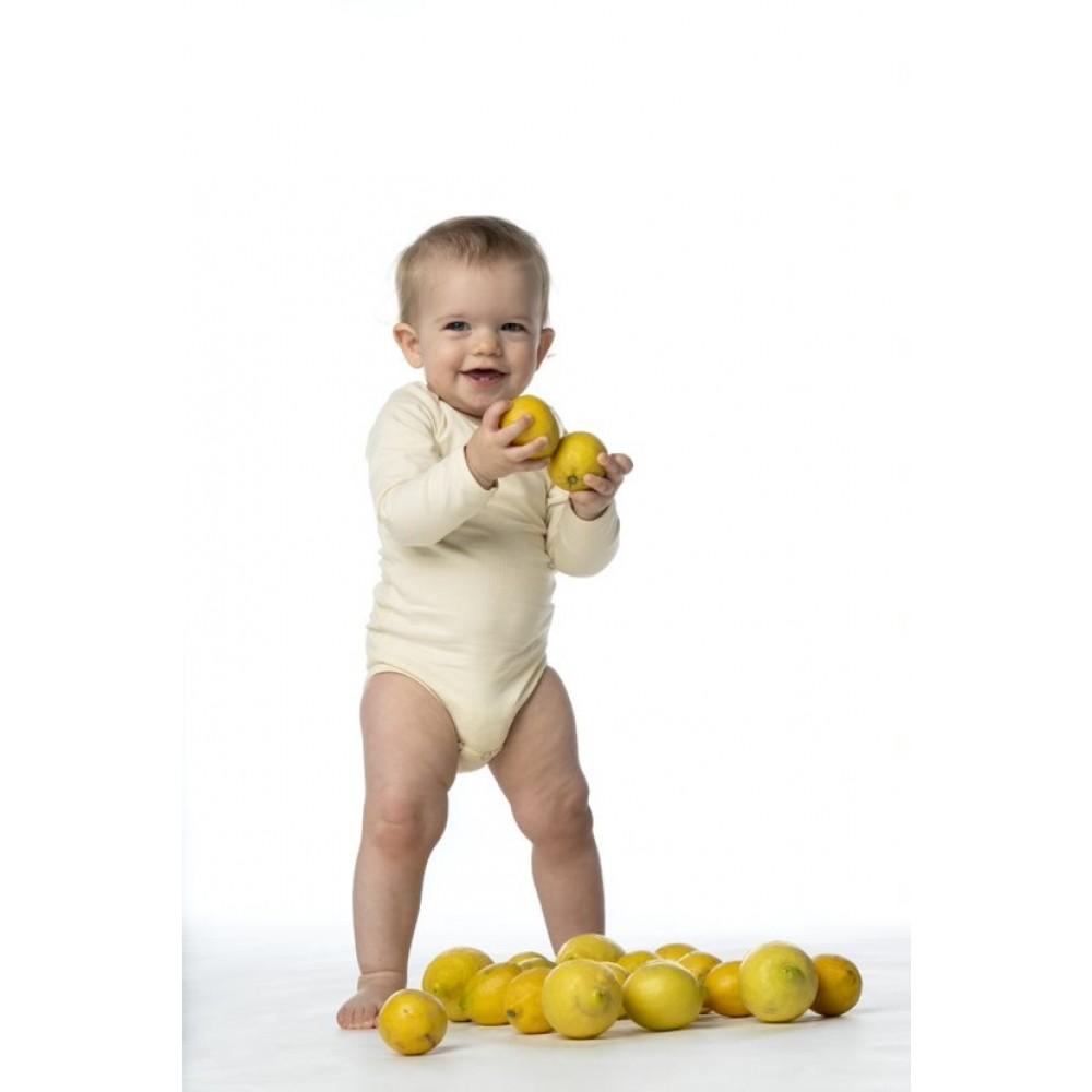 Zuztainia langærmet body lemon-01