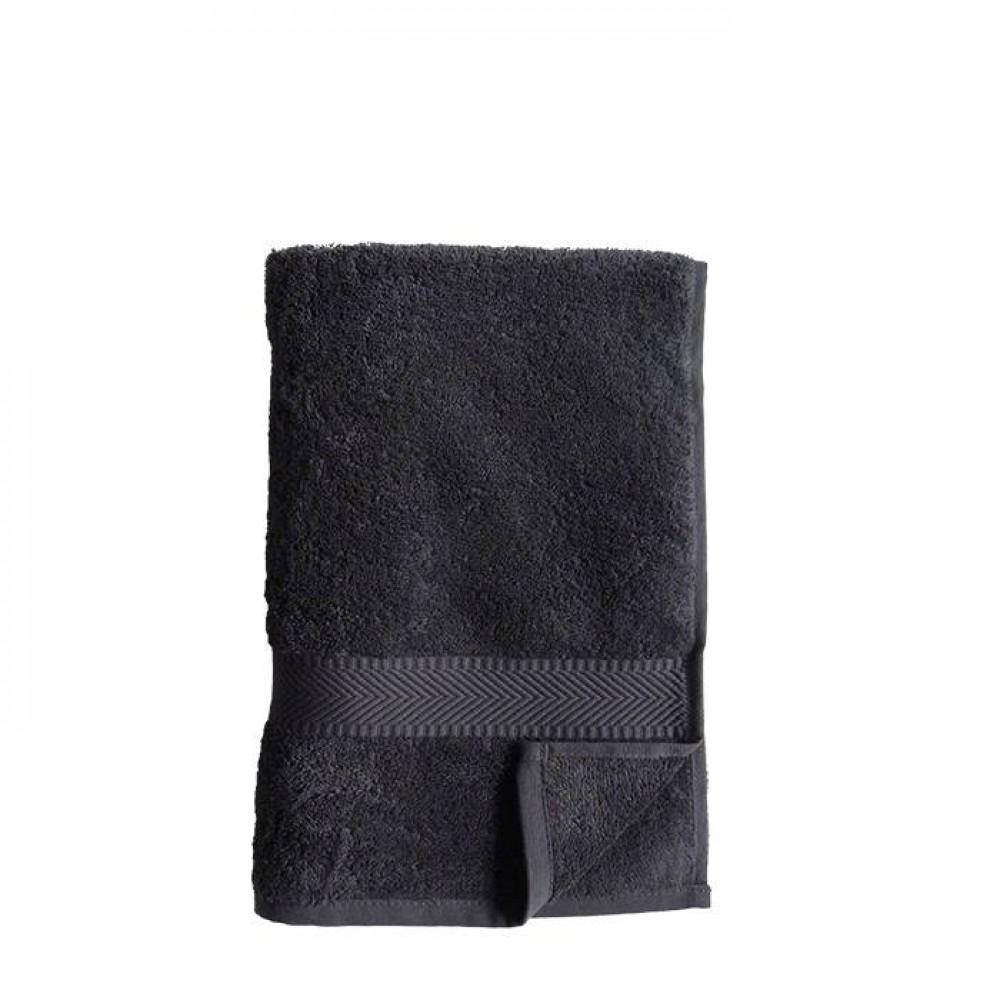 Bo Weevil tykt badehåndklæde 70x140 cm. antracit-31