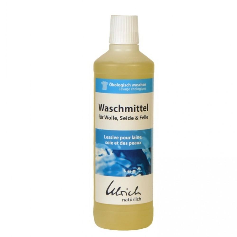 Ulrich økologisk vaskemiddel til pels, uld and silke 500 ml.-31