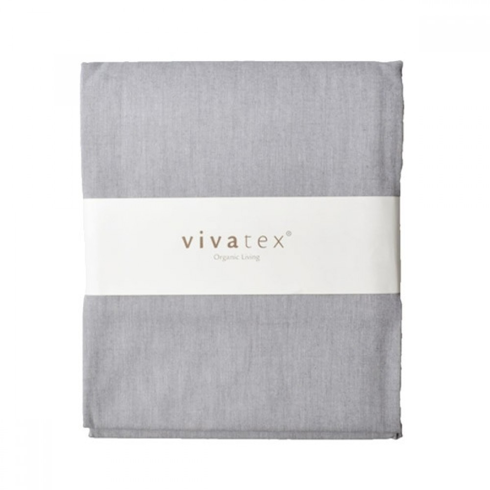 VivaTex sengesæt voksenstørrelser grå-31
