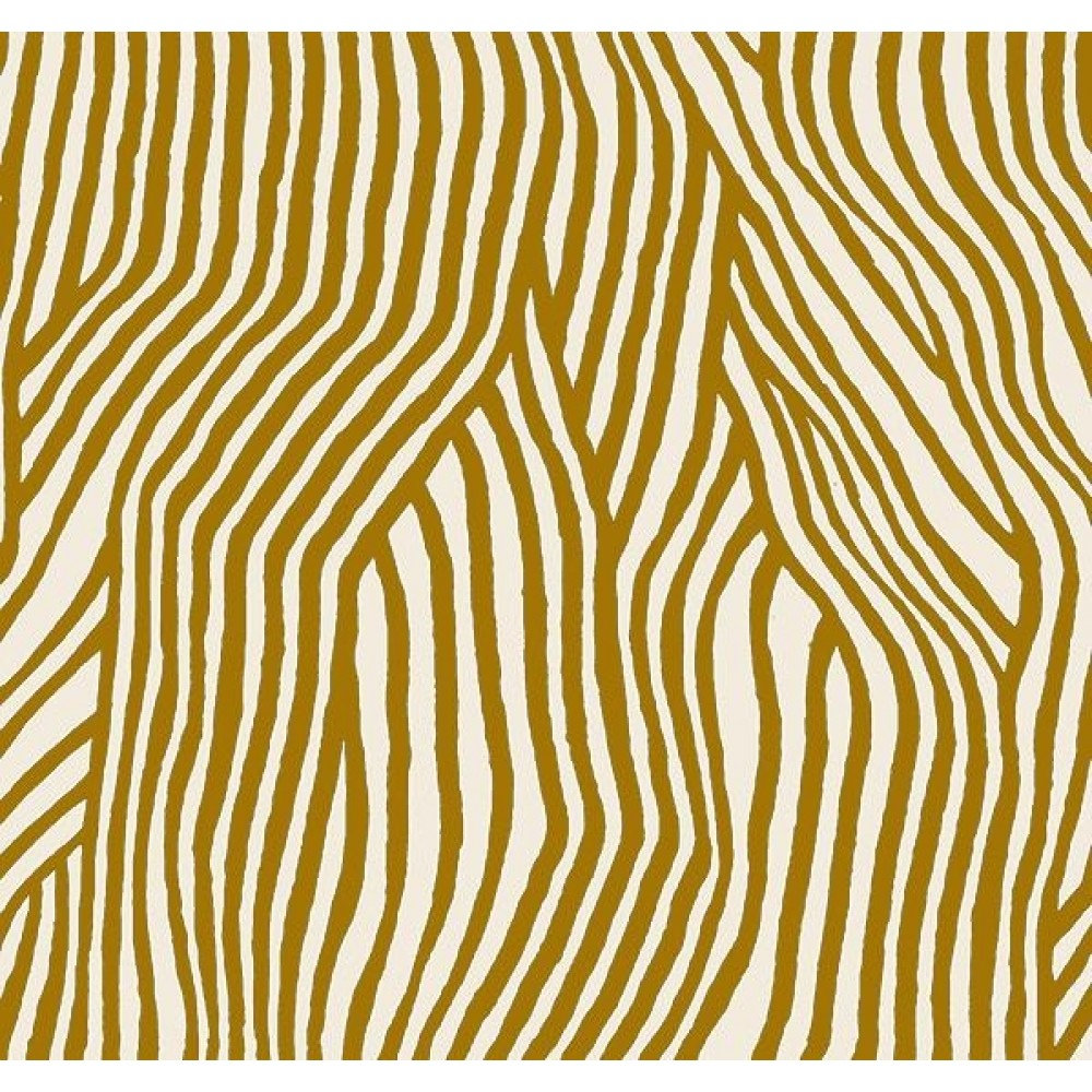 Haps Nordic 3-pak cotton covers mustard wave-01
