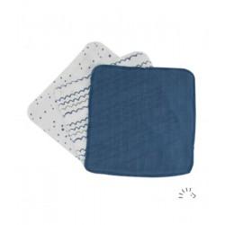 Popolini 3 små vaskeklude blålige nuancer-20