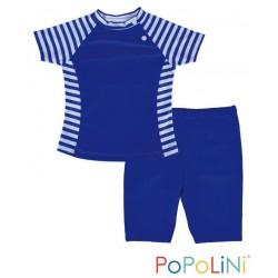 Popolini 2-delt UV50 badetøj-20
