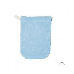 Popolini vaskehandske 2 størrelser aqua-20