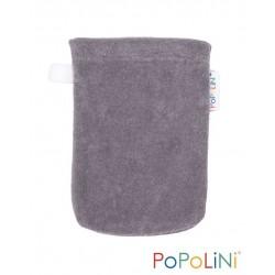 Popolini vaskehandske 2 størrelser grå-20
