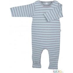 Iobio heldragt m. ombuk blå and grå-20