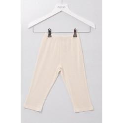 Alkena bukser bourette silke natur-20