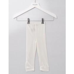 Alkena babyleggings økologisk silke natur-20
