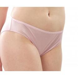 Alkena trusser økologisk silke sart rosa-20