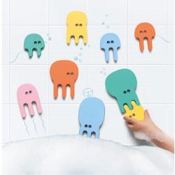 Quut badepuslespil vandmænd 10 dele-20