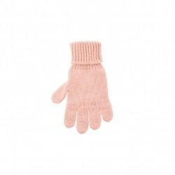 Pure Pure fingerhandsker uld/silke/bomuld duset rosa-20
