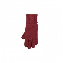Pure Pure fingerhandsker merinould bordeaux-20