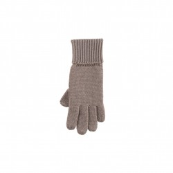 Pure Pure fingerhandsker merinould grå-20