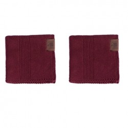 By Lohn all round cloth 25x25 cm. 2 stk. maroon-20