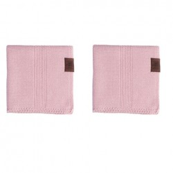 By Lohn all round cloth 25x25 cm. 2 stk. light pink-20