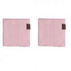 By Lohn all round cloth 25x25 cm. 2 stk. light pink-20