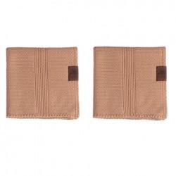 By Lohn all round cloth 30x30 cm. 2 stk. tanin-20