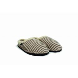 Haflinger hjemmesko i uld Flair Cathy sand/natur-20