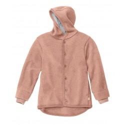 DISANA | uldjakke | kogt uld | rosé-20