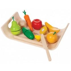 Plan Toys blandede frugter og grøntsager-20