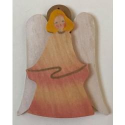 Ostheimer lille engel til ophæng gullige nuancer-20