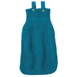 disana sovepose økologisk merinould blå-20