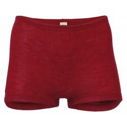 Engel dame hotpants uld and silke mallow-20