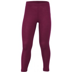 Engel leggings uld and silke orchid-20