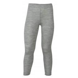 Engel leggings uld and silke grå-20