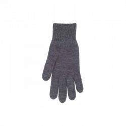 Pure Pure fingerhandsker uld antracitgrå-20