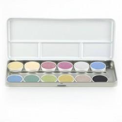 ÖkoNORM luksus vandfarver 12 farver-20