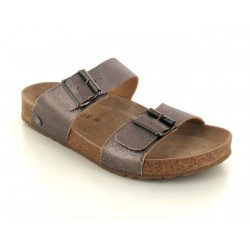 Haflinger sandaler Bio Andrea bronze-20