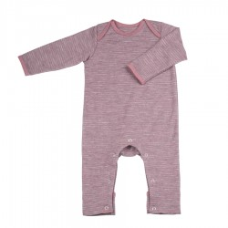 Pure Pure heldragt uld and silke cashmere rose-20