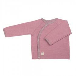 Pure Pure jakke|trøje uld and silke cashmere rose-20