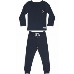 Snork Copenhagen pyjamas Alexander midnight blue-20