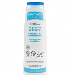 Alphanova 3-i-1 shower gel 250 ml.-20
